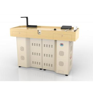 60 USB port tablet charging trolley for schools