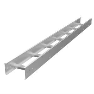Reliable Supplier for Aluminum Ladder Cable Tray Aluminium Alloy Perforated Ladder type Cable Tray supply to Tokelau Factories