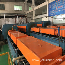 55kw-150kw Net Belt Annealing Furnace
