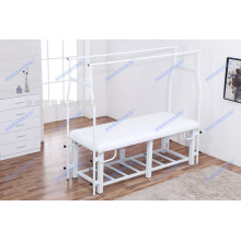 Good quality beauty salon iron metal massage bed