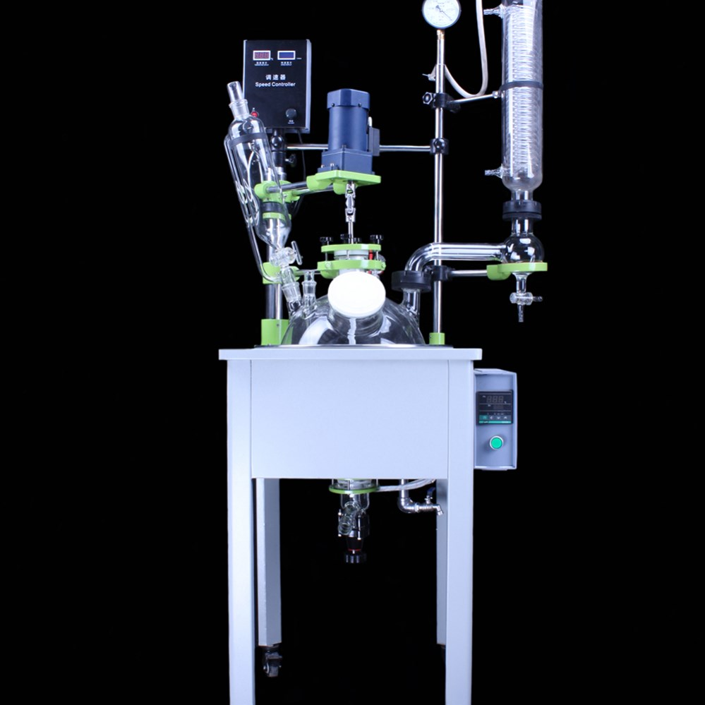 Laboratory Glass Reactor
