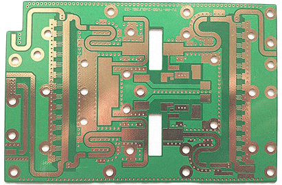 Taconic RF-35 Material High Frequency PCB