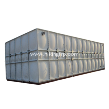 Environmental Assembly SMC FRP Water Tank