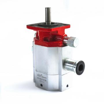 skid steer hydraulic pump