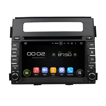 vittura DVD player per KIA SOUL 2012-2013