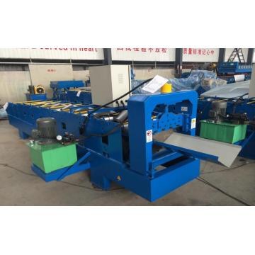 Metal Roof Tile Ridge Cap Forming Machine
