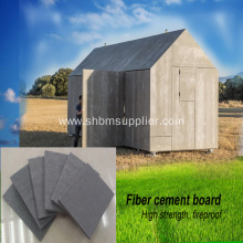 Waterproof Impact-resistant External 12mm fiber cement board