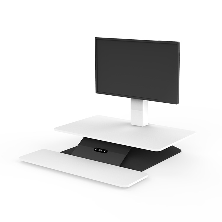 Ergonomic Electric Sit And Stand Desk Top Raising