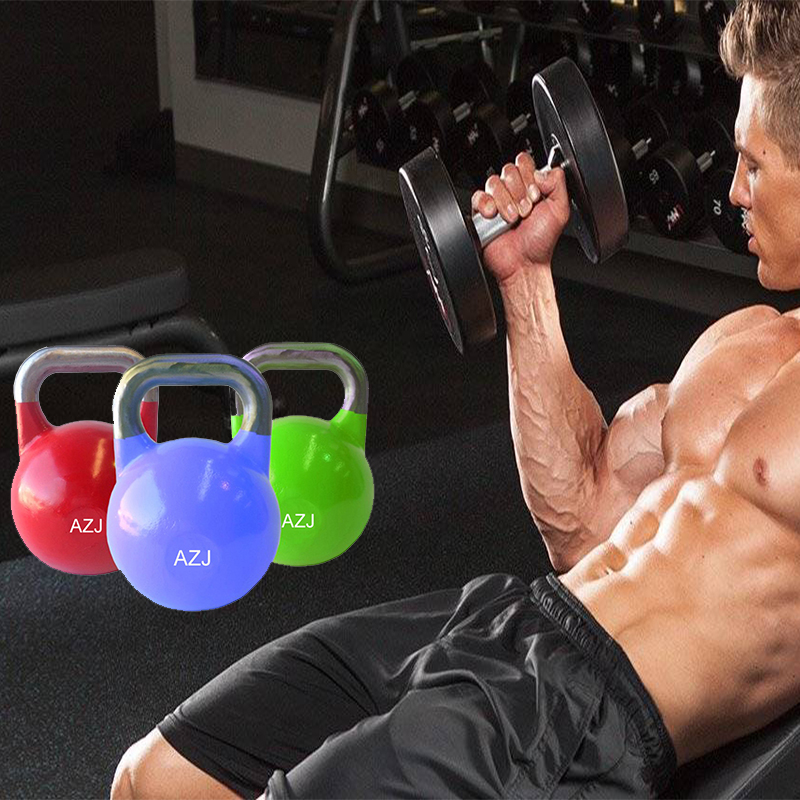 Compition Kettlebells