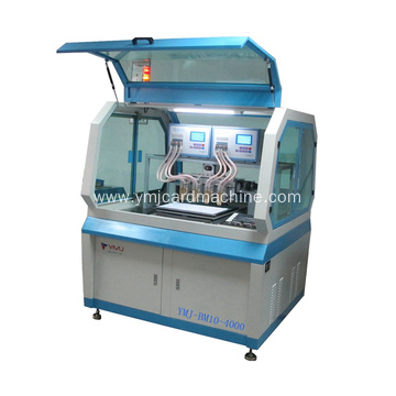 Smart Card Antenna and Chip Bonding Machine