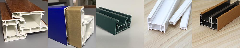 PVC profiles-Lumei