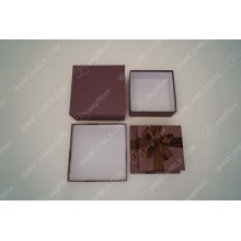 Big Discount for Cosmetic Box Ribbon bow purple cosmetic box supply to Yugoslavia Suppliers