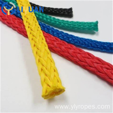 High Stregth Twisted Pe Rope
