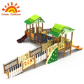 Plastic outdoor playset ideas uk