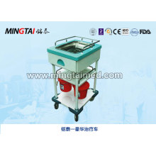 Luxury treatment cart for clinic