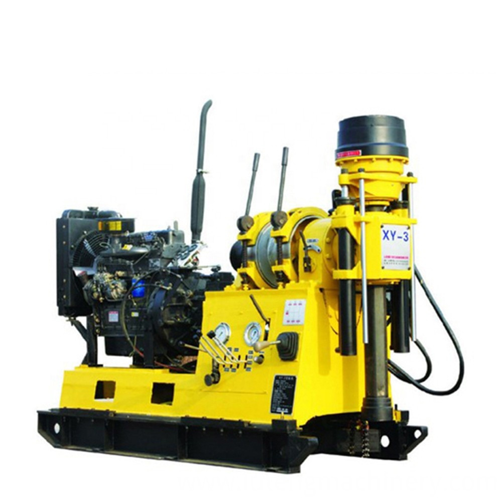 Xy 3 Borehole Water Well Drilling Rig 2