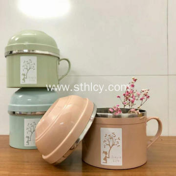 Eco-friendly Stainless Steel Food Container Set