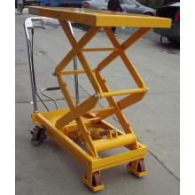750kg Mini Small Electric Manual Hand Lift Table