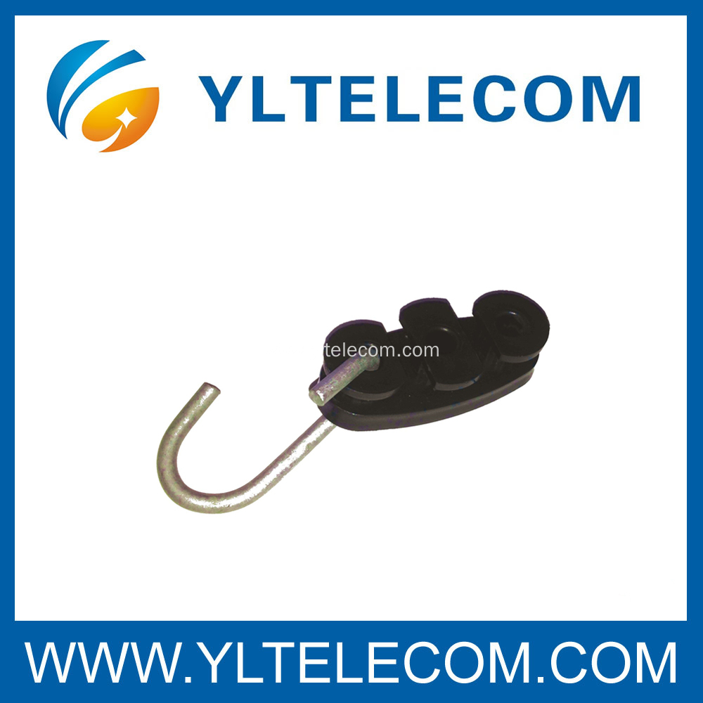 FTTH Plastic Tensioners for drop cable