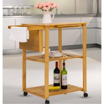Small Kitchen Trolley  cart with wheels Cost