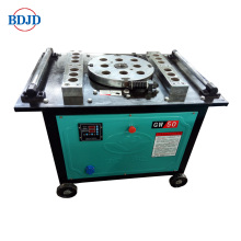 High Efficiency Rebar Bending Machine