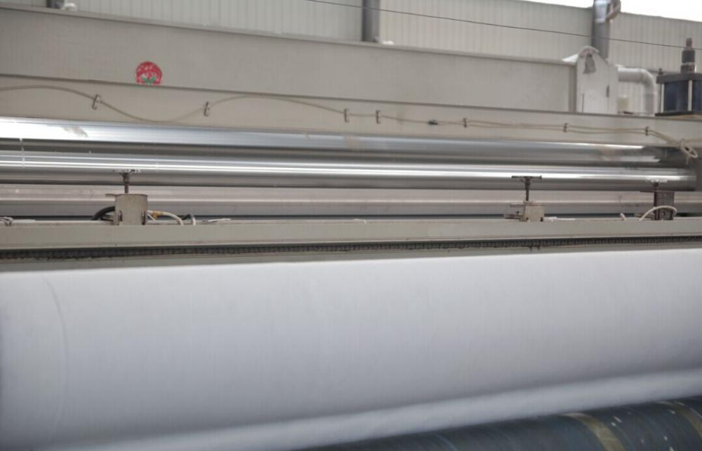 Polyester Nonwoven Geotextile Drainage Fabric