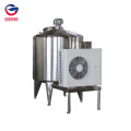 Stainless Steel 500L Milk Cooling Tank for Sale