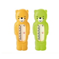 Cartoon Bear Shape Baby Accessory Bathing Water Thermometer