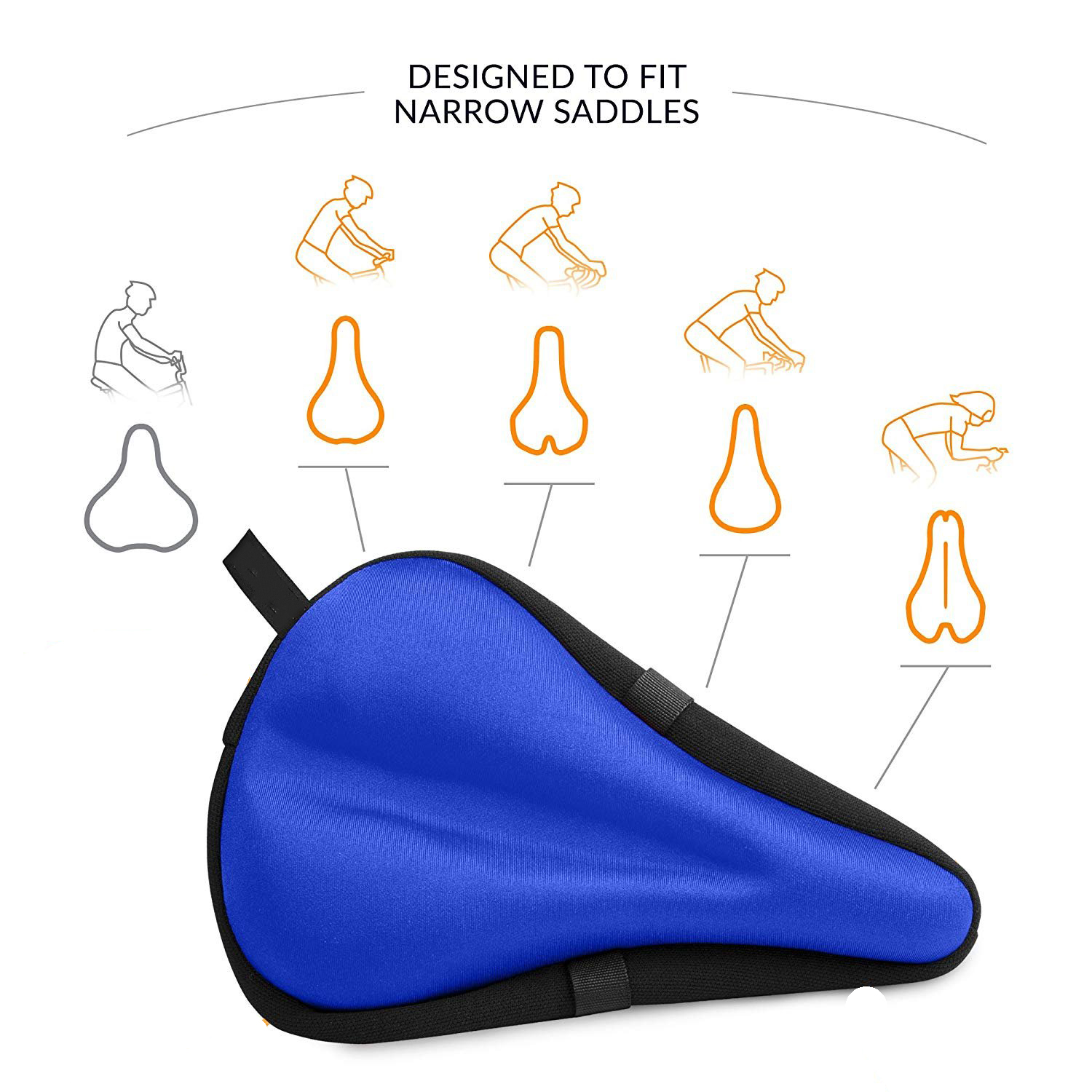 Bicycle Saddle Pad