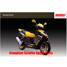 Jonway Adventure Complete Scooter Spare Parts Original Quality
