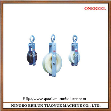 Different types pulley blocks for sale