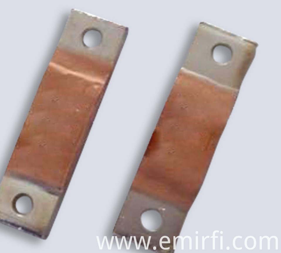 flexible copper foil connector