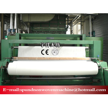 Professional for China Spunbond Nonwoven Line,Single Beam Spunbond Nonwoven Line,S2400 Nonwoven Fabric Line Supplier S2400 polypropylene spun-bonded nonwoven machine export to Cocos (Keeling) Islands Manufacturer