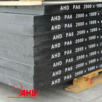 Black Nylon Plastic Sheet For Sales