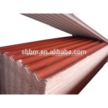 High Strength Insulating Magnesium Oxide Roof Tile