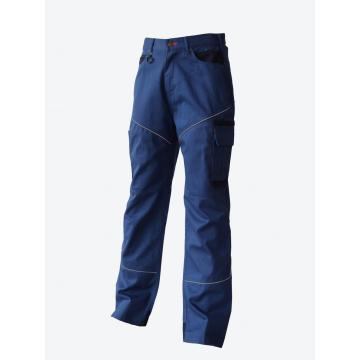 Construction Work Trousers Cotton Fabric