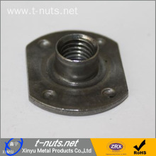 Weld Nut M6 Stainless Steel 4 Welding Spot