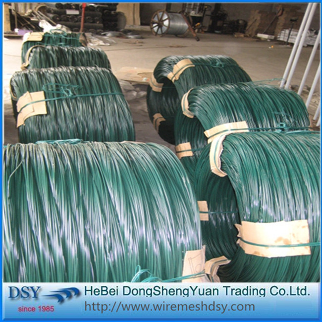 PVC coated wire17