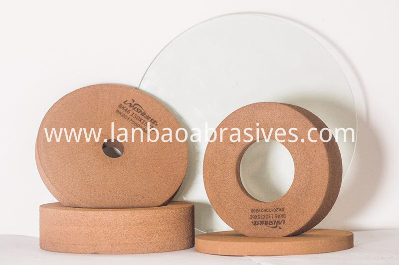 bk polishing rubber wheel