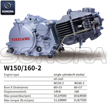 Yinxiang Engine W160-2 BODY KIT ENGINE PARTS COMPLETE SPARE PARTS ORIGINAL SPARE PARTS
