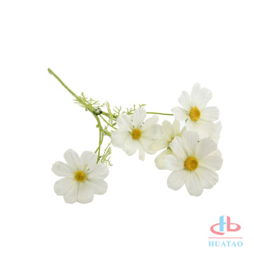 Hanging flower wall backdrop artificial-flowers
