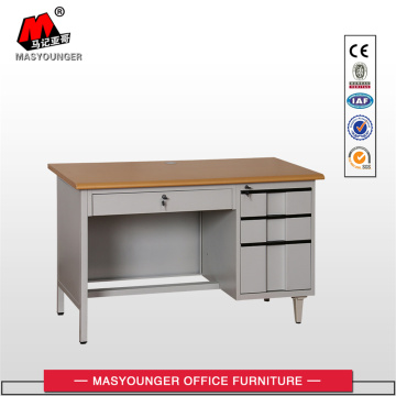 Classic Desk With One 3 Drawer Cabinet