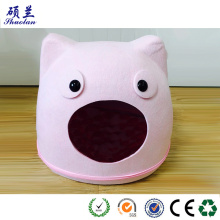 Special for  Premium Handmade Polyester Felt Cat Bed Cave export to United States Wholesale