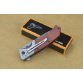 Herre Swiss Small Pocket Knife med Clip