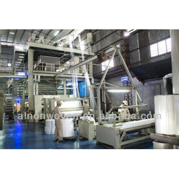 PET/PP nonwoven machine