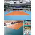 Indoor Volleyball PVC Sports Flooring Good Quality