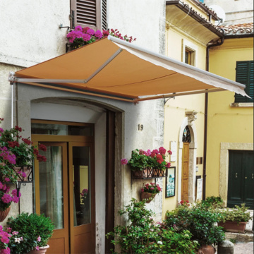 charlotte mechanical retractable awning