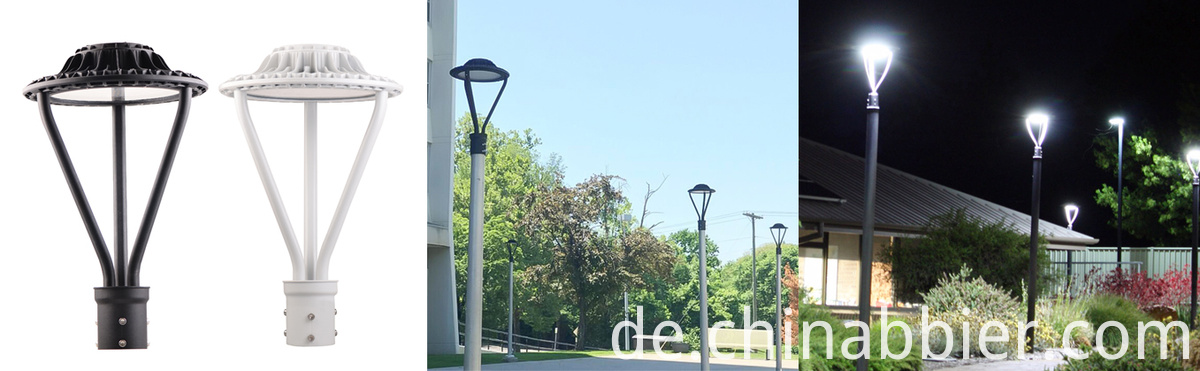 Outdoor Post Top Lights 150W