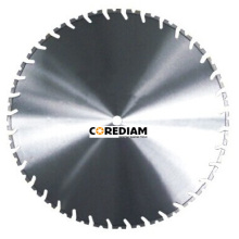 High Efficiency Factory for Diamond Circular Blade Laser Welded Diamond Wall Cutting Blade supply to India Factories