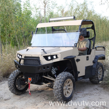 4 * 4 2 Seater UTV / ATV (10,5 kW)